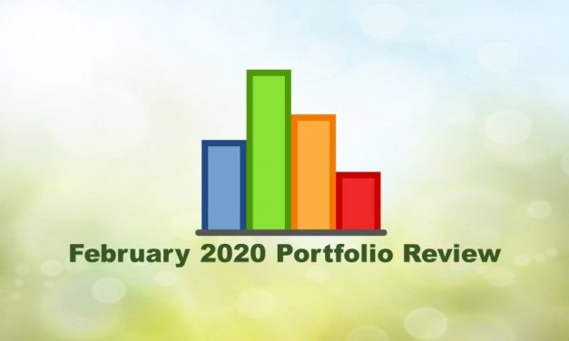 Portfolio @ Feb 2020