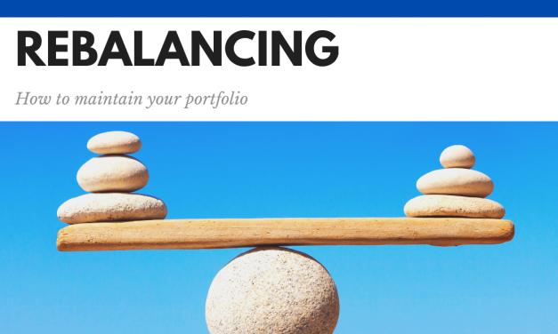 Portfolio Building Basics: Rebalancing