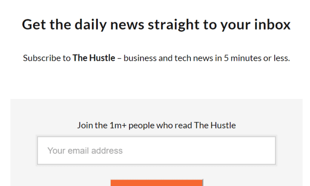 Podcast  & Subscription Recommendation – My First Million by the Hustle