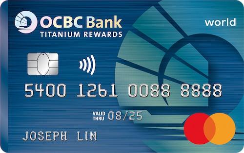 WhatCard of the Week (WCOTW) 16 Mar: OCBC Titanium Rewards Card