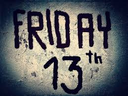 Friday The 13th (Stock Market version)