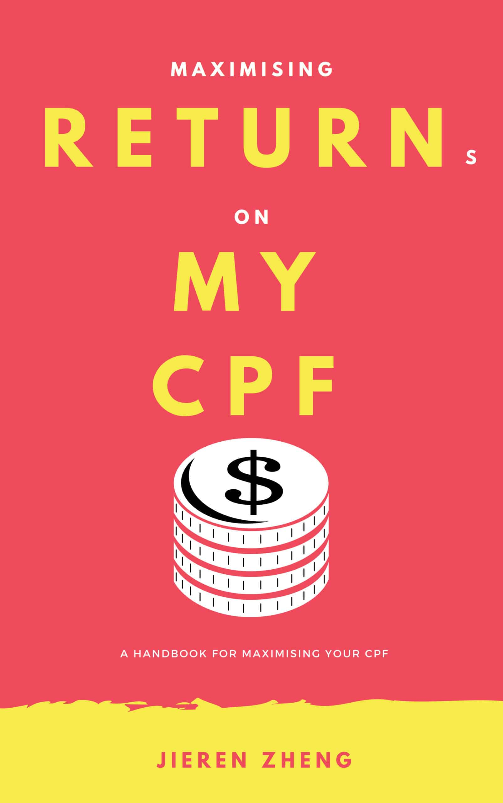 Maximising Returns on My CPF is now available on Google Books too!