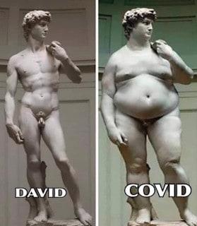 Covid Destroys Crude!