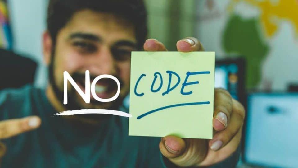 The NoCode Movement