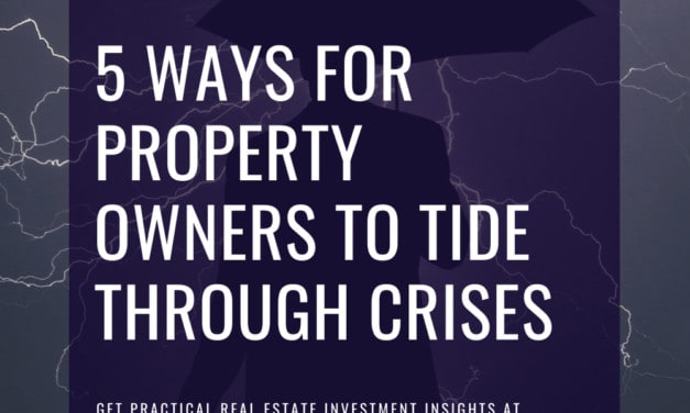 5 Ways For Property Owners To Tide Through Crises