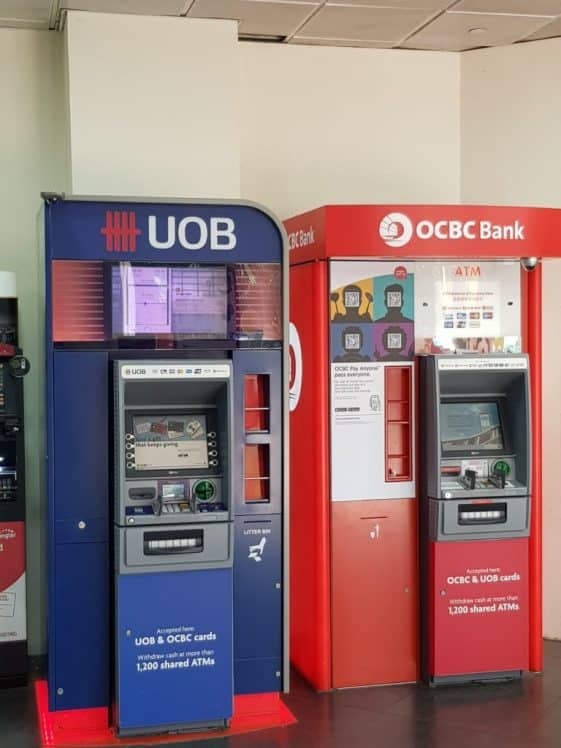 [Paywall] OCBC share price in explosive free fall