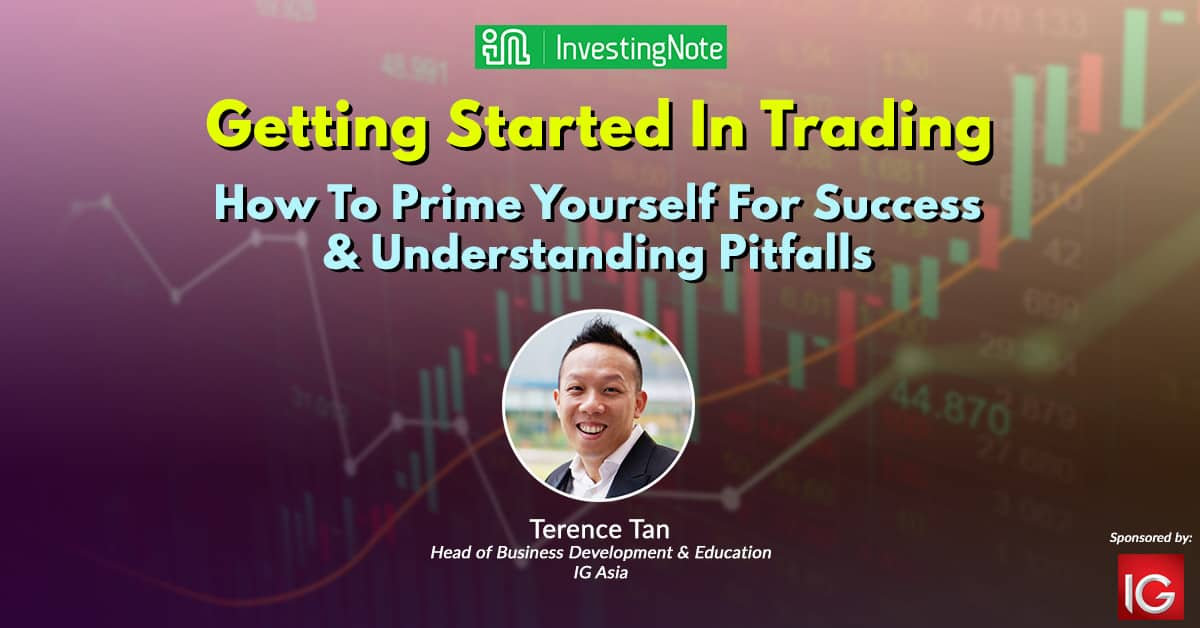 Getting Started In Trading – How To Prime Yourself For Success & Understanding Pitfalls [LIVE Webinar]