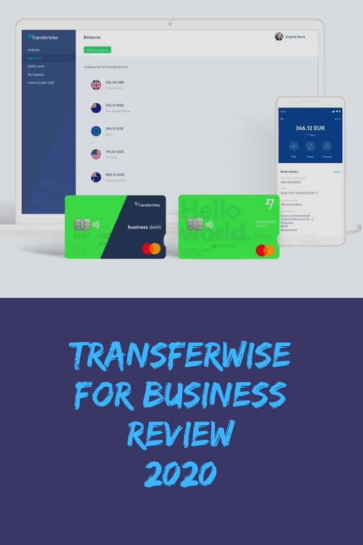 TransferWise For Business – Business Without Borders