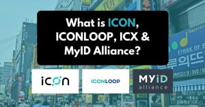 What is ICON, ICONLOOP, ICX & MyID Alliance?