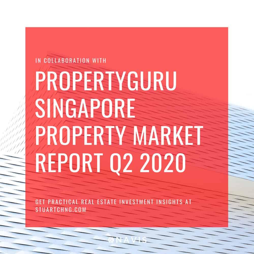 PropertyGuru Singapore Property Market Report Q2 2020