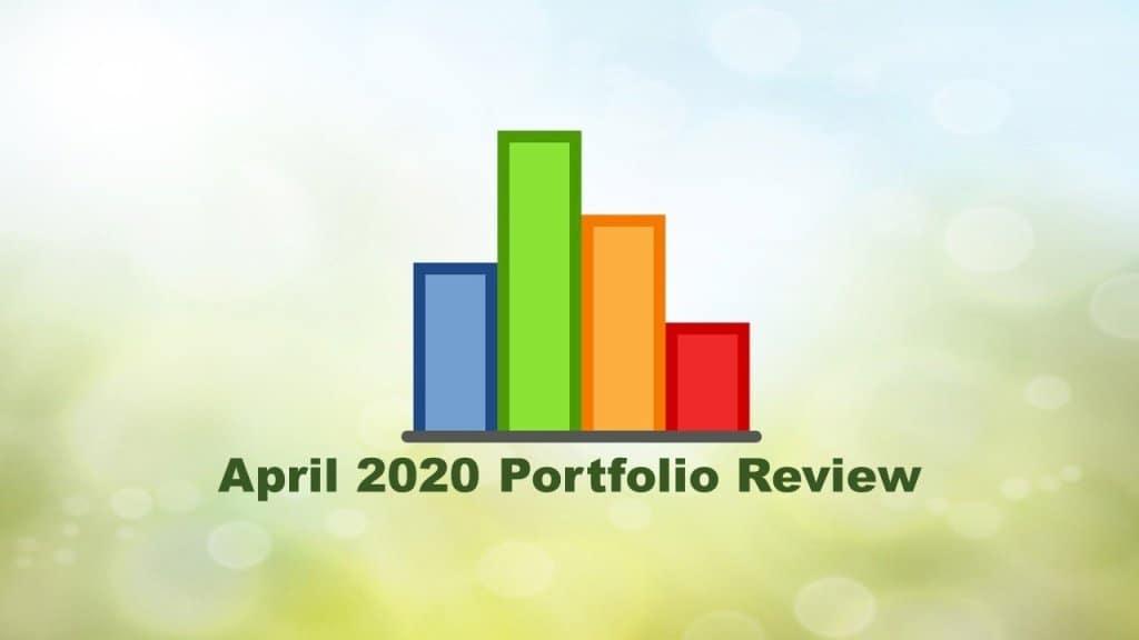 Portfolio @ April 2020