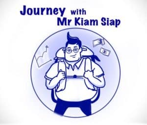 Journey With Mr Kiam Siap (#1)