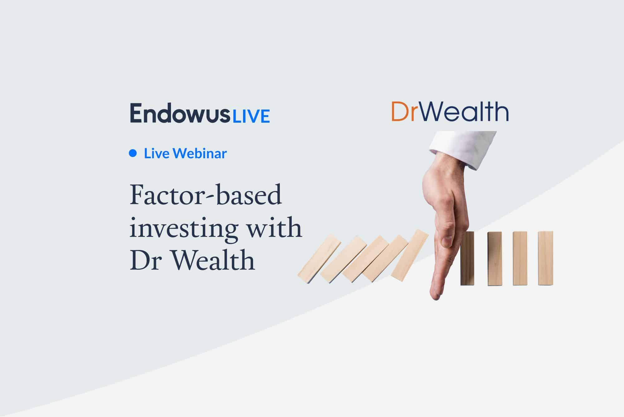 Webinar: Is Value Investing Dead? Factor-based investing with Dr Wealth