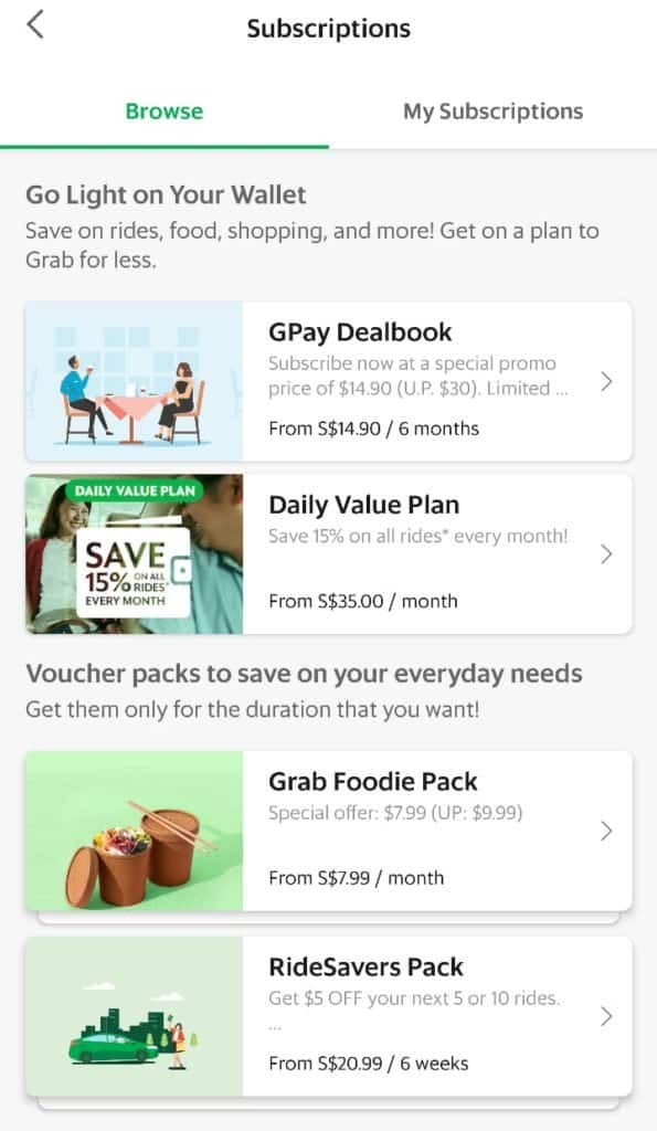 Grab Subscriptions Review: Is the New Grab RideSavers Pack Worth It?