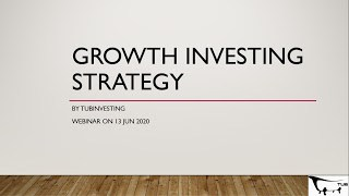 My Research on Growth Investing and Avoiding Value Traps