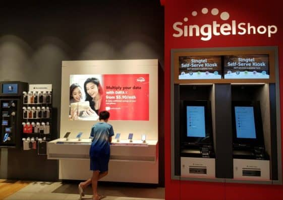 [Paywall] Singtel share price sinks or swims with digital banks?
