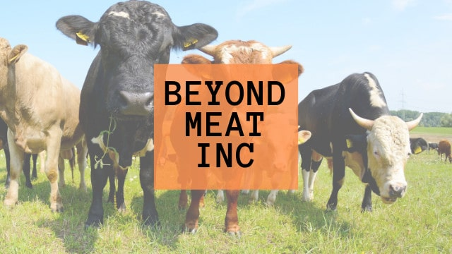 Can Beyond Meat Inc Do The Impossible?