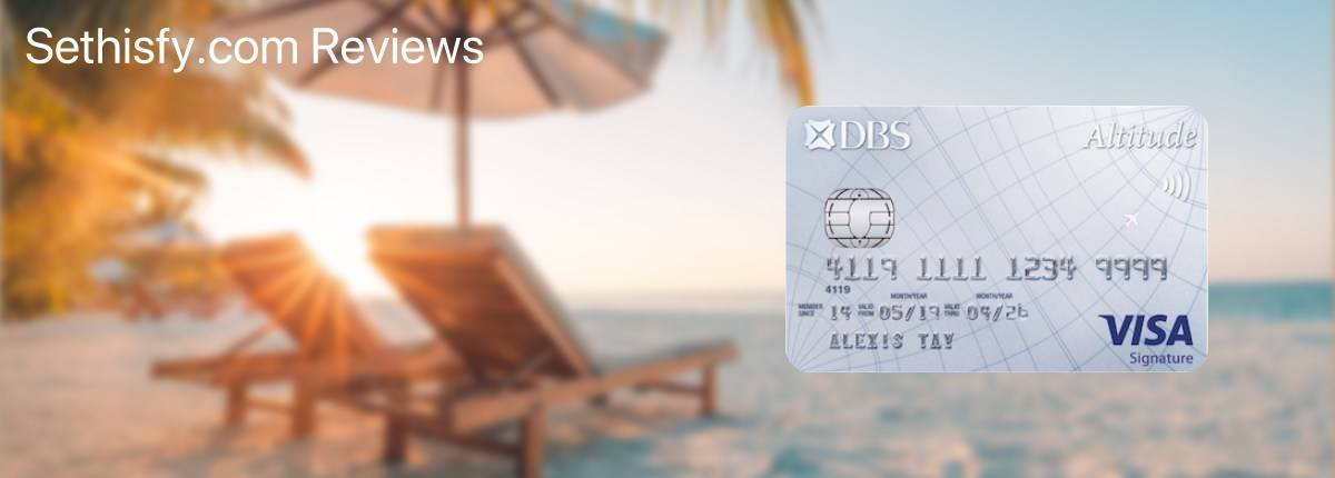 Review: DBS Altitude – Free Lounge Access Makes This Mile Card Useful Even For Cashback People