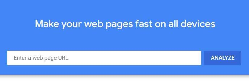 Optimise your Google Page Speed Score