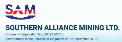 Southern Alliance Mining Ltd.