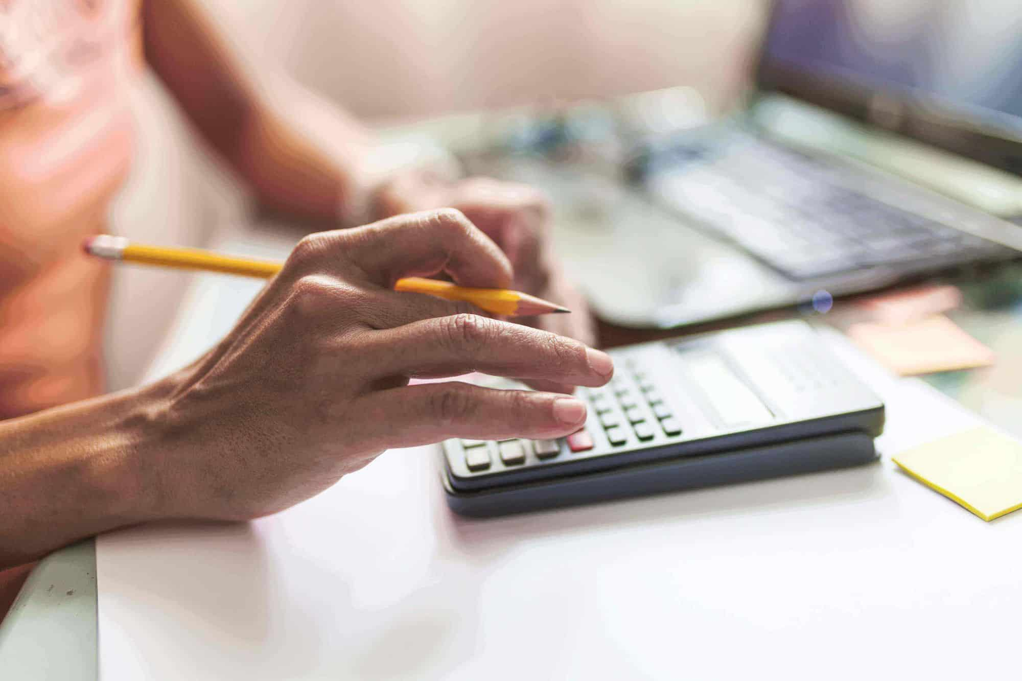 Manage your personal budget in 5 quick steps