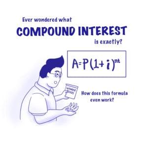Mr Kiam Siap: Compound Interest 101 (Part 1)