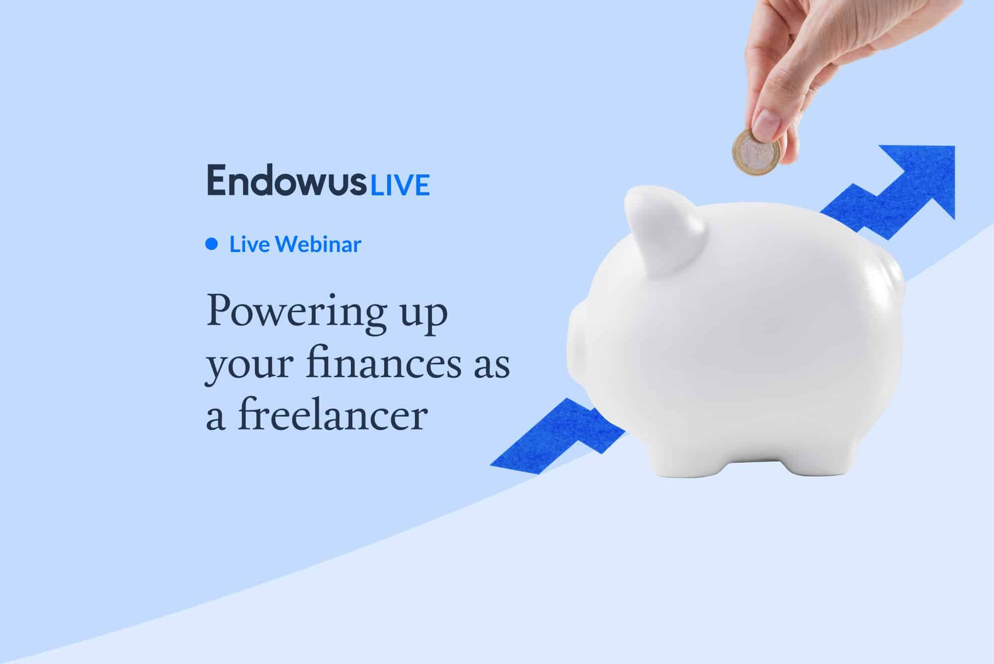 Webinar: Overcoming the challenges of the gig economy: Power up your finances as a freelancer