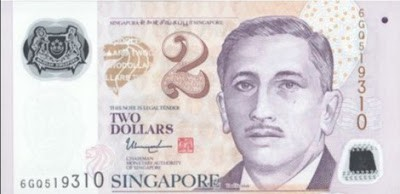 Possible to buy lunch with $2 in Singapore?