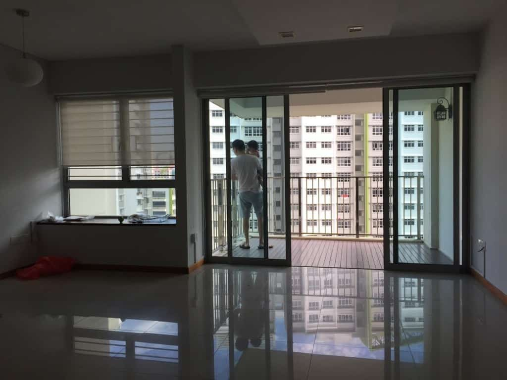Sell One Buy Two Properties in Singapore: Our story