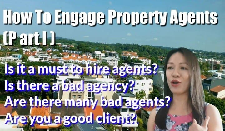 Podcast Ep#45: How To Engage Property Agents (Part I)