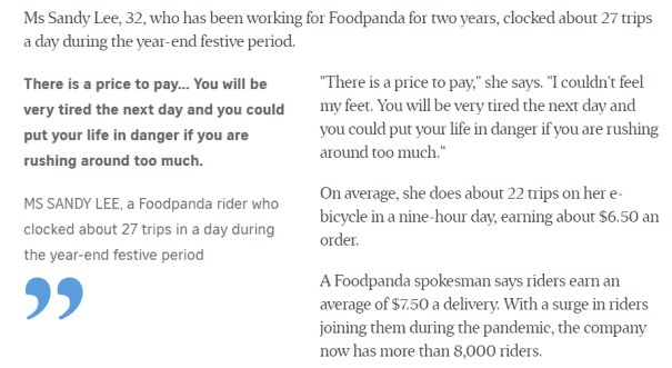 How much salary can you earn as a Foodpanda Rider? Is it worth it?