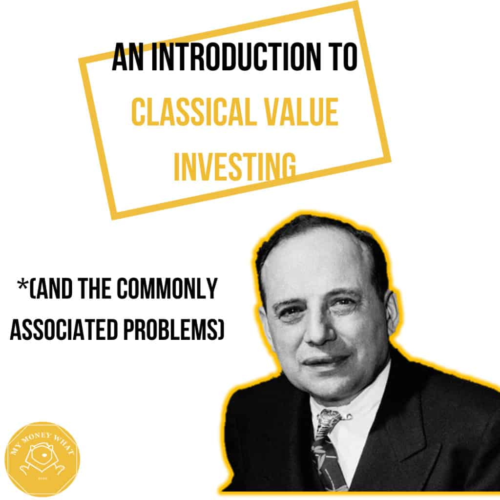 The Problem with Classical Value Investing