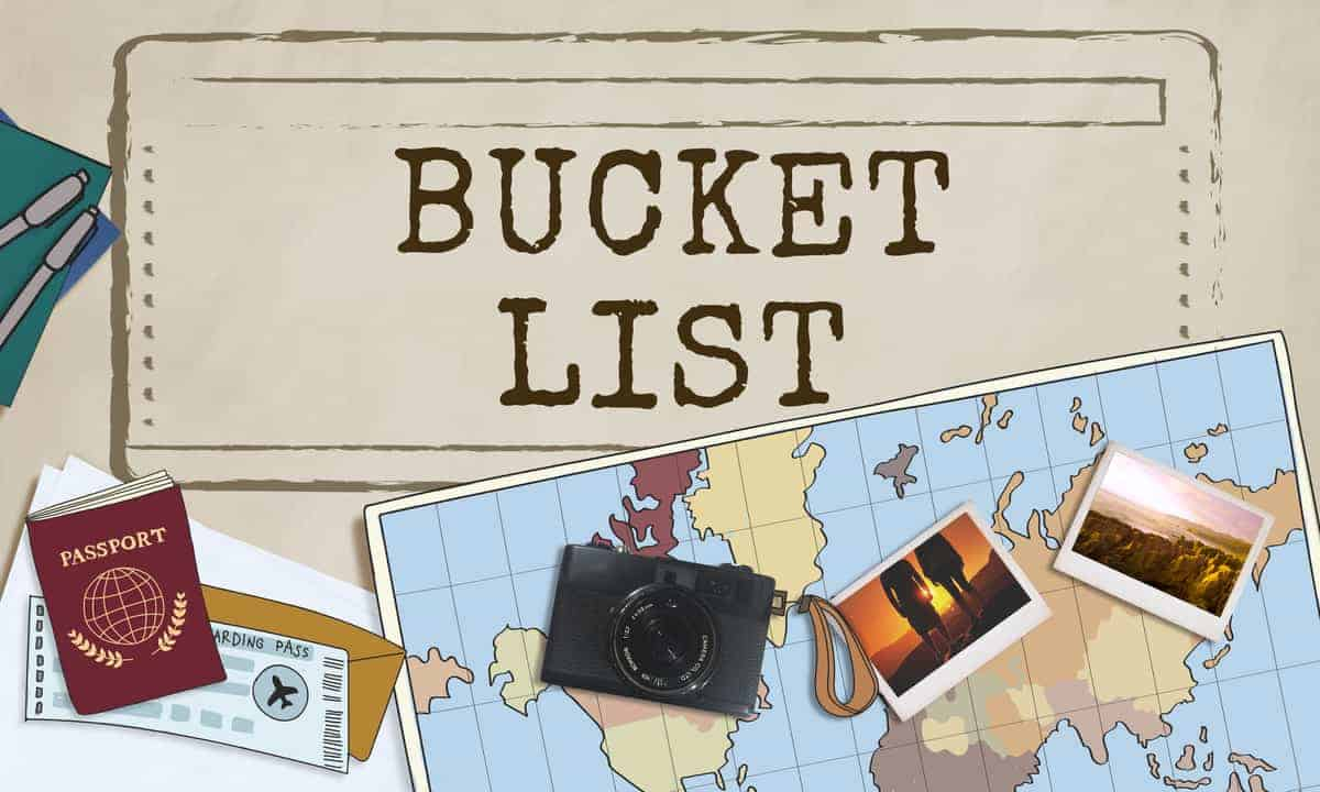 [Die with Zero] Buckets Lists are so passe ! Use this instead.