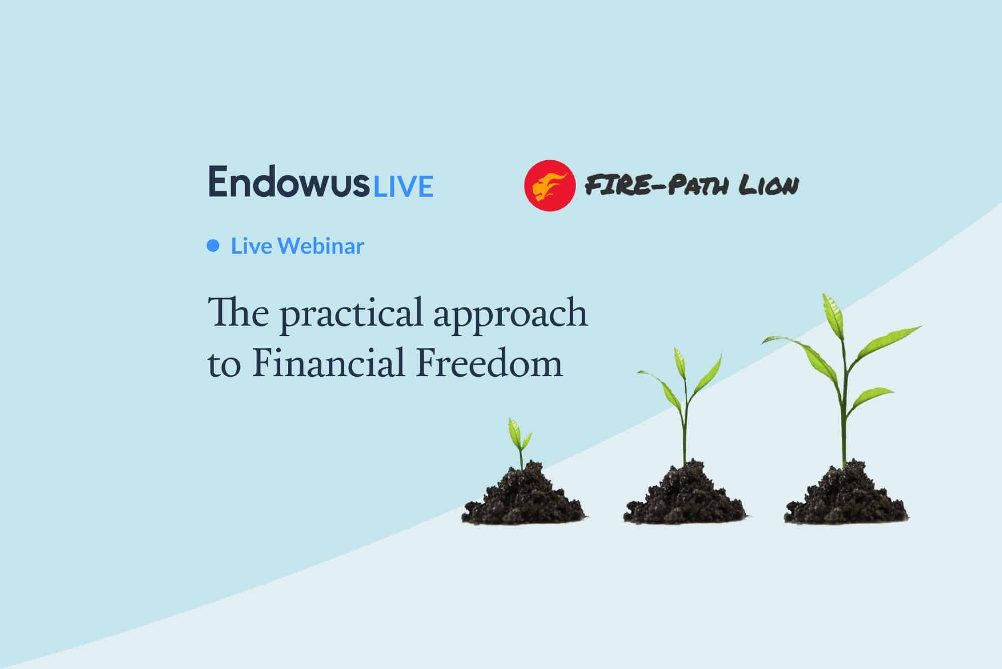 Webinar: The practical approach to financial freedom
