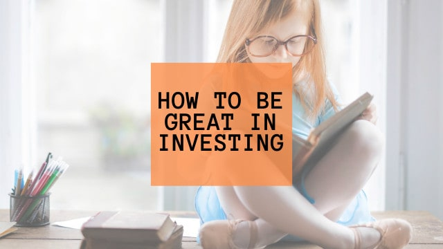 5 Simple Rules To Investing Success