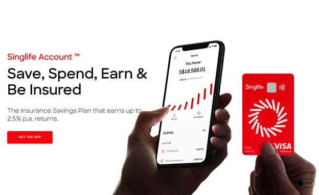Singlife Account Review (and Referral / Promo Code) – 2.5% interest risk free for your excess cash!