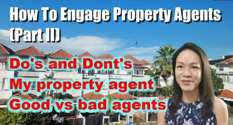 Podcast Ep#47: How To Engage Property Agents (Part II)