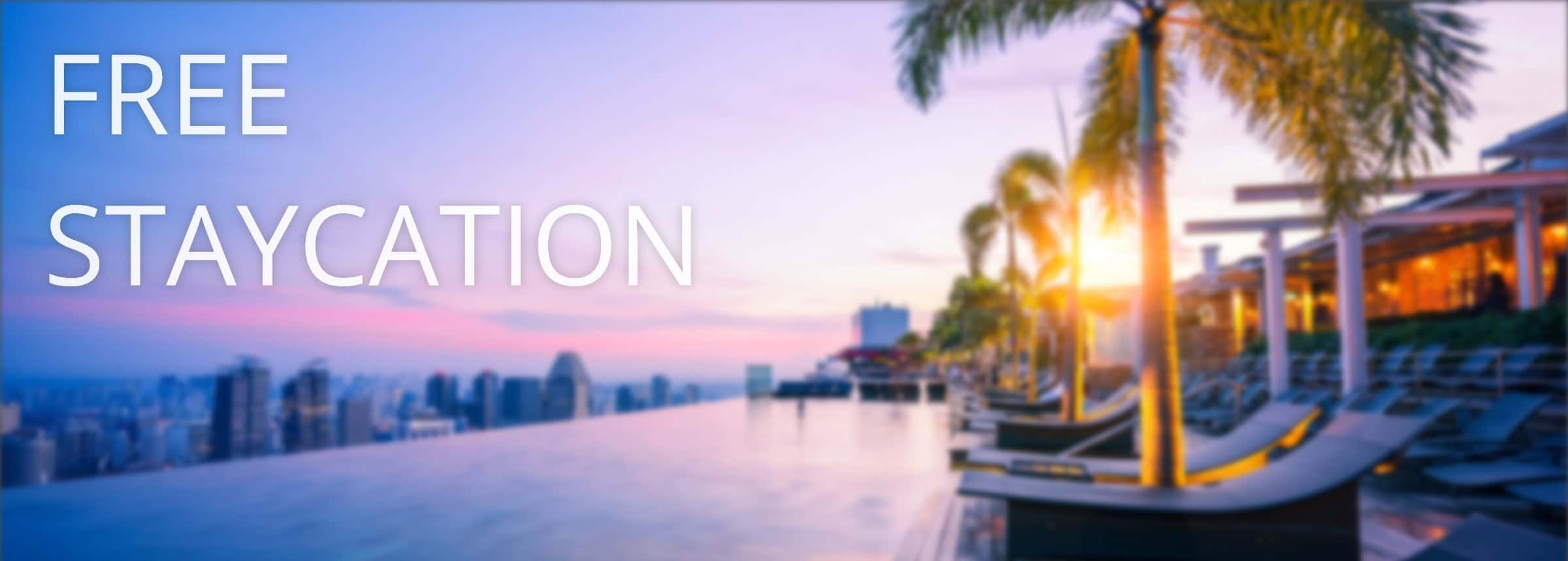 August Deals: Get a Free Staycation, Samsung Earphones, and Money!