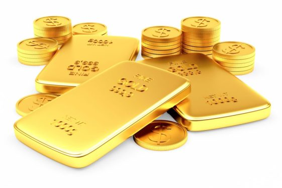 Gold price at turning point?