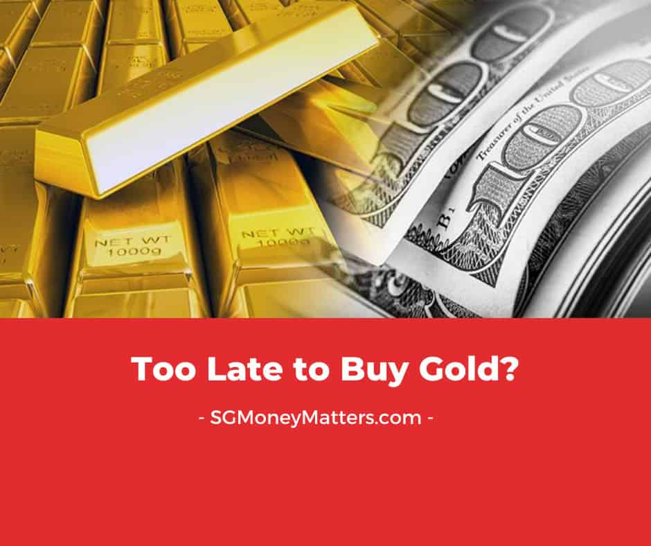 Gold Price Surging: Is It Too Late to Buy Gold Now?