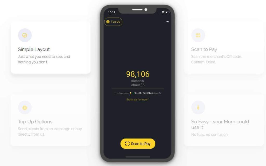 I used Bitcoin Lightning Network for the first time
