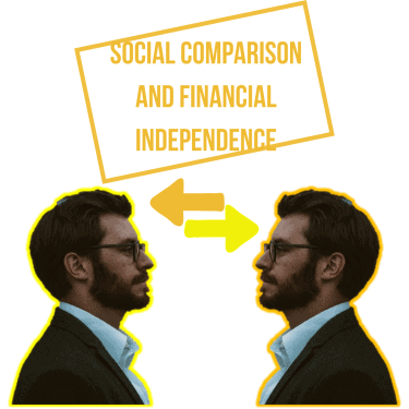 Social Comparison on the Road to Financial Independence