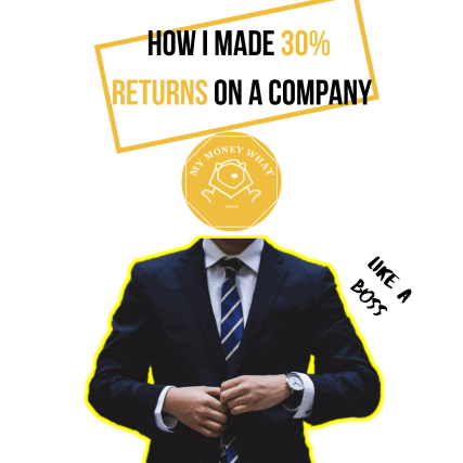 How I made 30% returns on a company, and why I sold it (The role of catalysts in Value Investing)