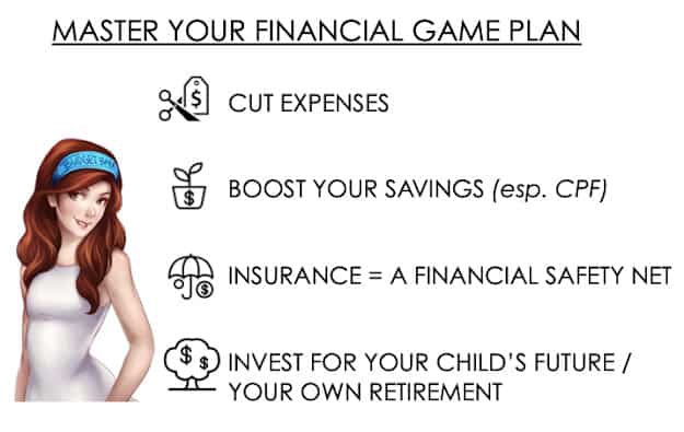 Need A Game Plan For Your Finances?  Here's Mine!