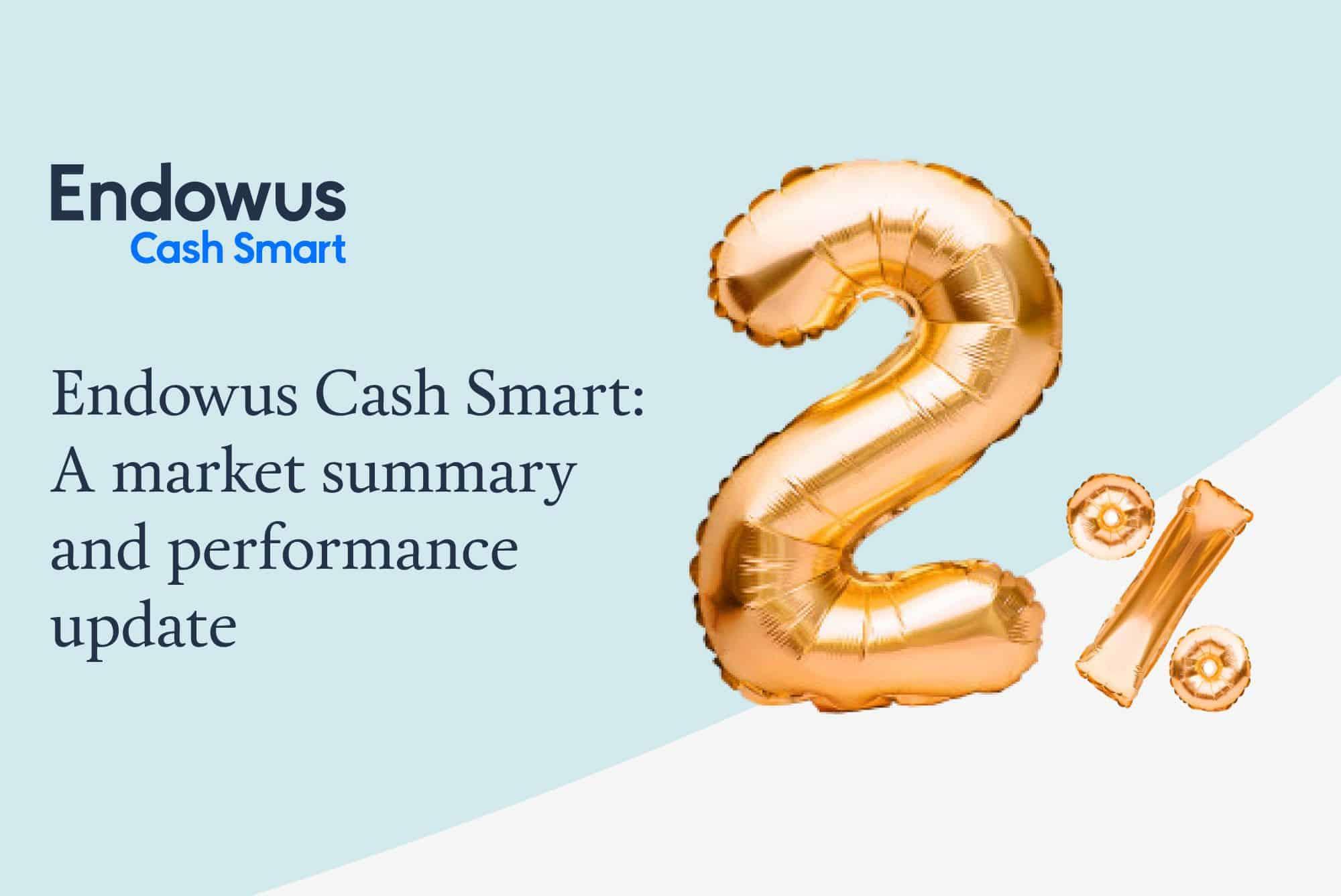 Endowus Cash Smart – A performance review since inception