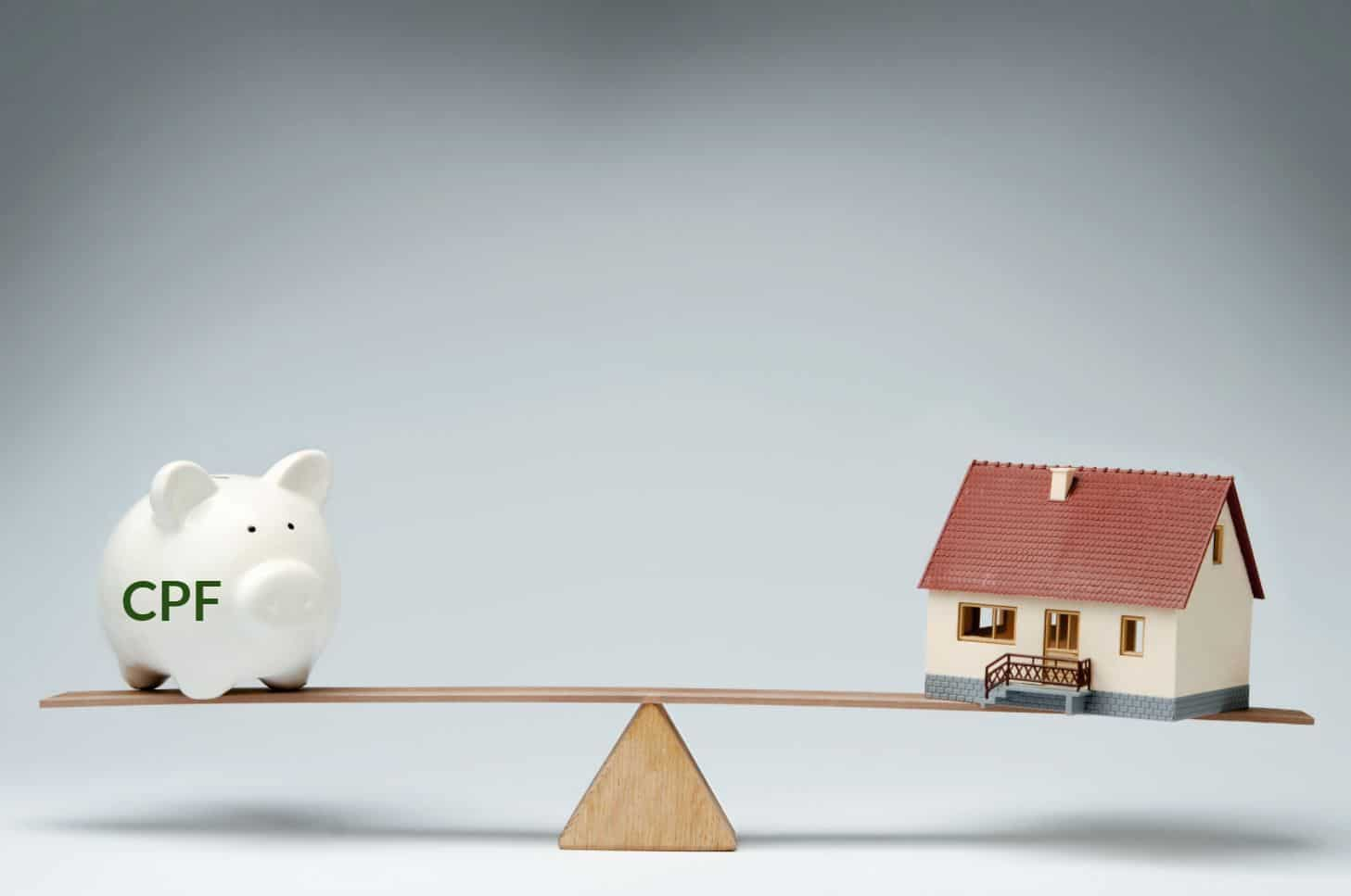 Why you should use your CPF to pay for your property and mortgage