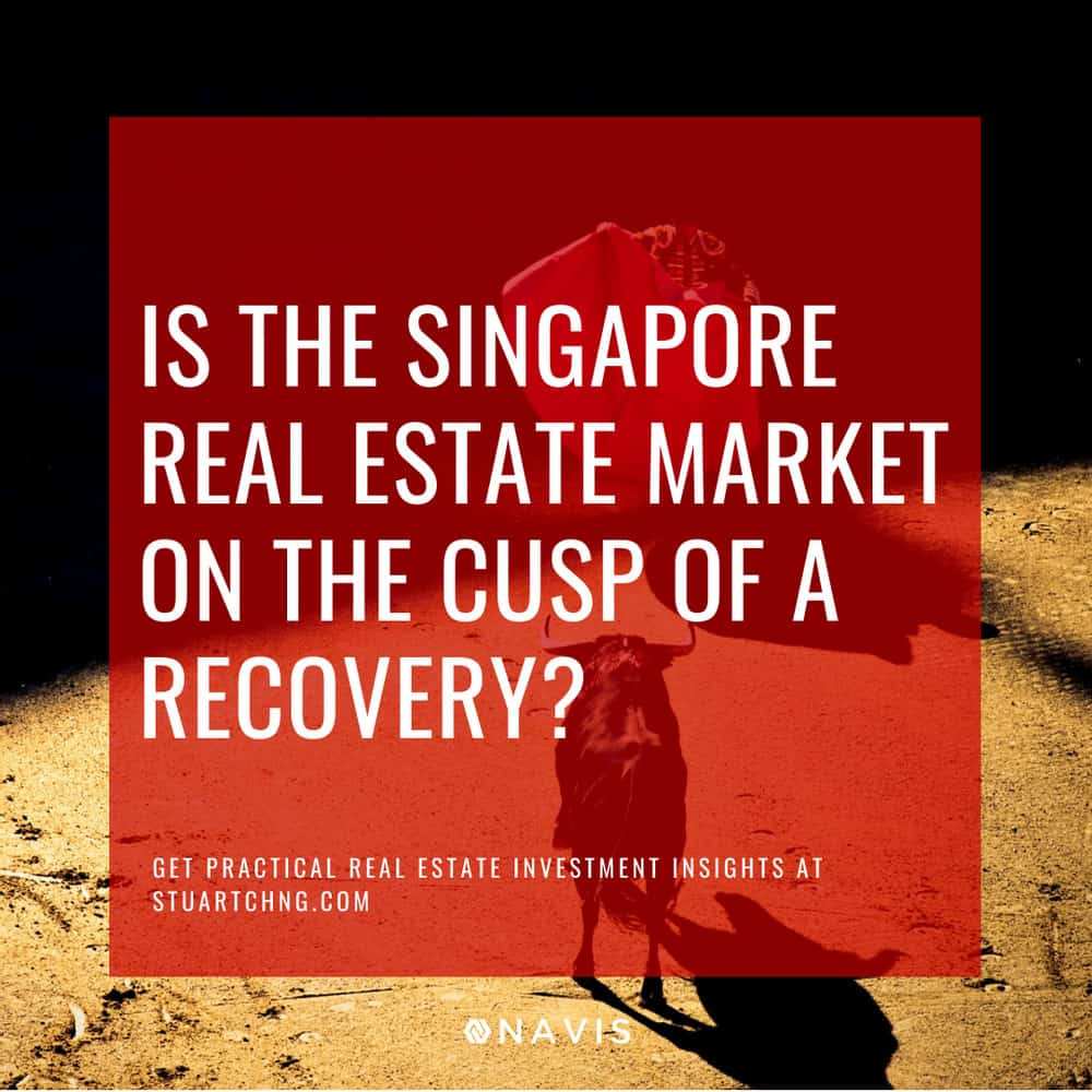 Is The Singapore Real Estate Market On The Cusp Of A Recovery?