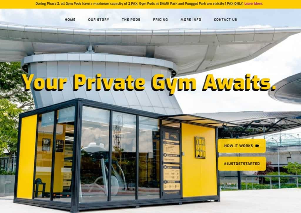 The Gym Pod Review: Save Money on Exorbitant Gym Membership Fees