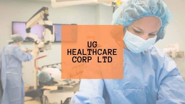 The Top Performance on SGX in 2020: UG Healthcare Corporation Limited