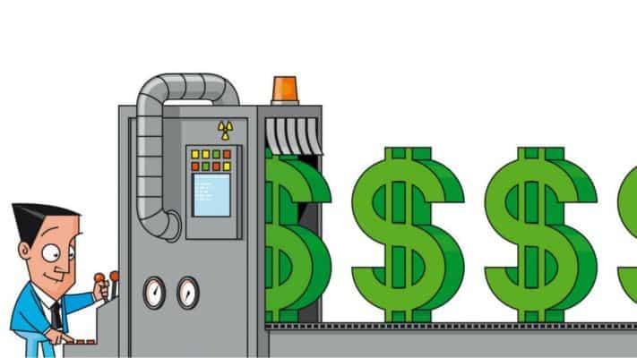 Explaining Quantitative Easing & Its Effect On Commercial Banks